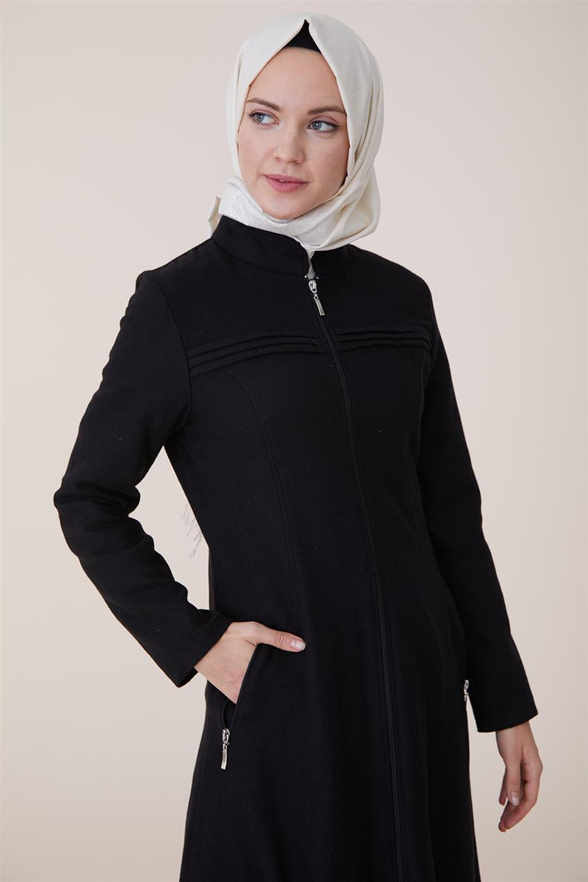 Coat-Black UB-9W61294-01 - 10