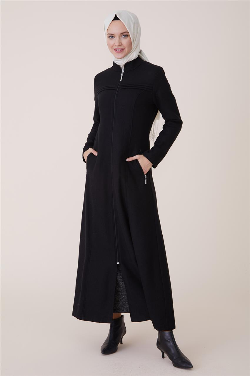 Coat-Black UB-9W61294-01 - 9