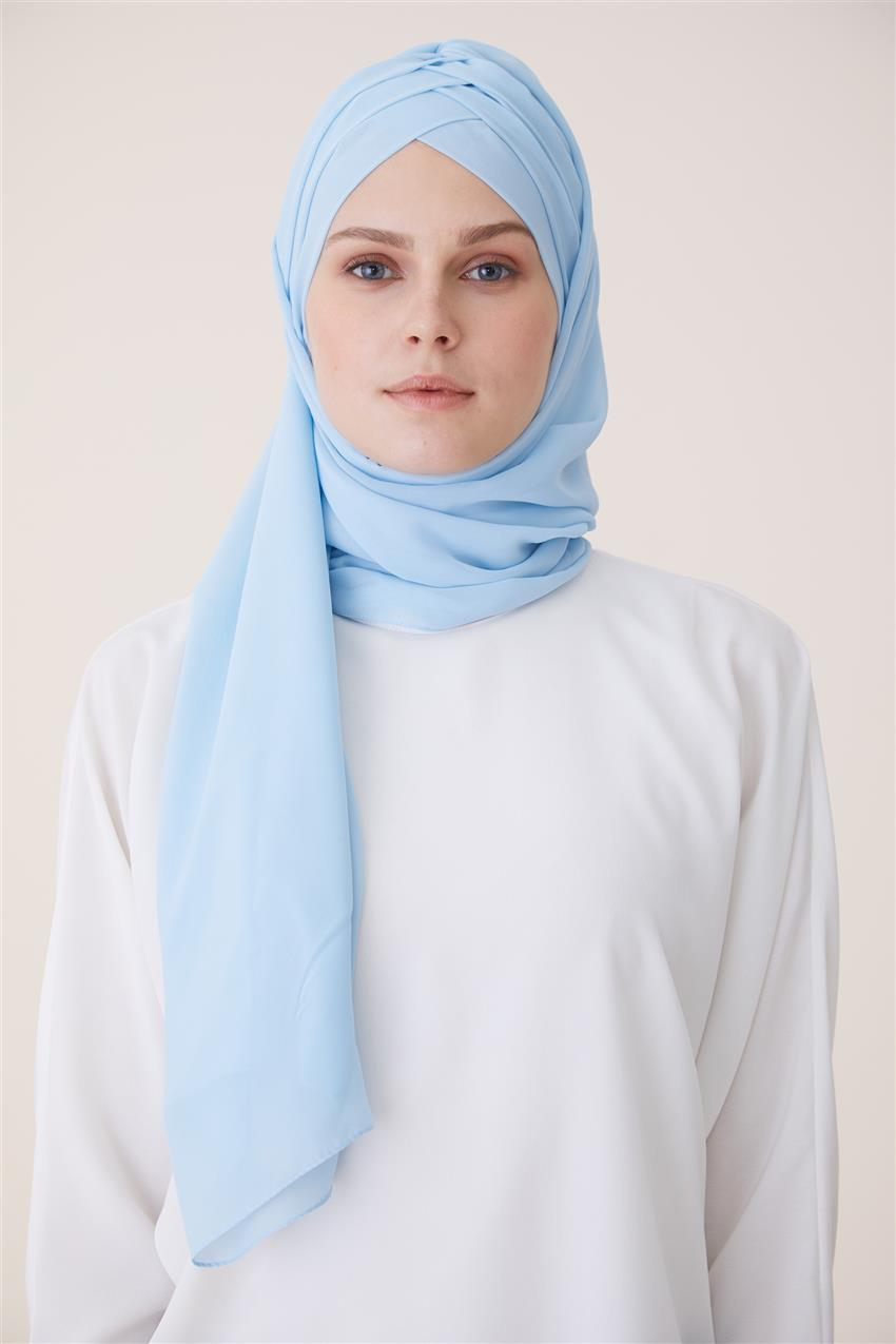Shawl Bonnets 2071 Baby Blue - 14