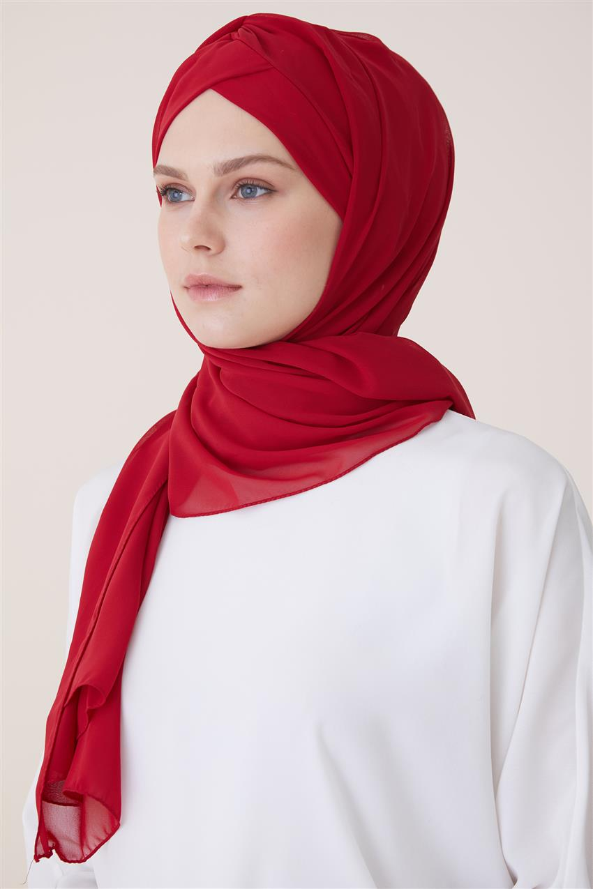 Shawl Bonnets 1461 Red - 13