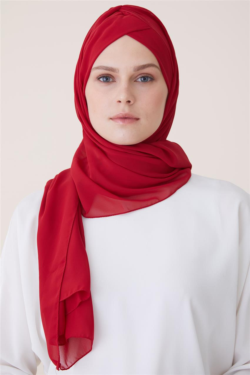 Shawl Bonnets 1461 Red - 14