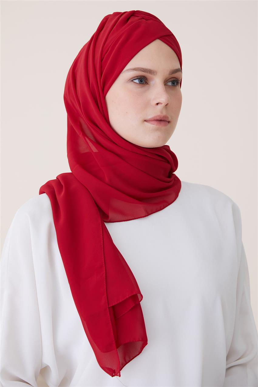 Shawl Bonnets 1461 Red - 15