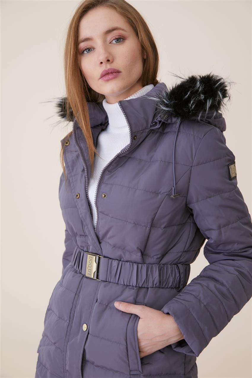 Coat-Gray DO-A7-67001-07 - 10