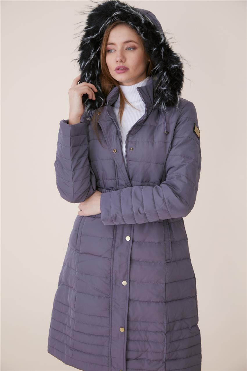 Coat-Gray DO-A7-67001-07 - 8