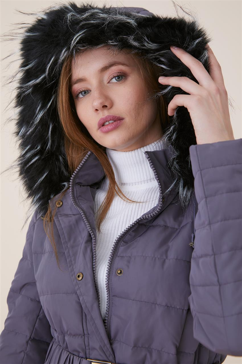 Coat-Gray DO-A7-67001-07 - 9