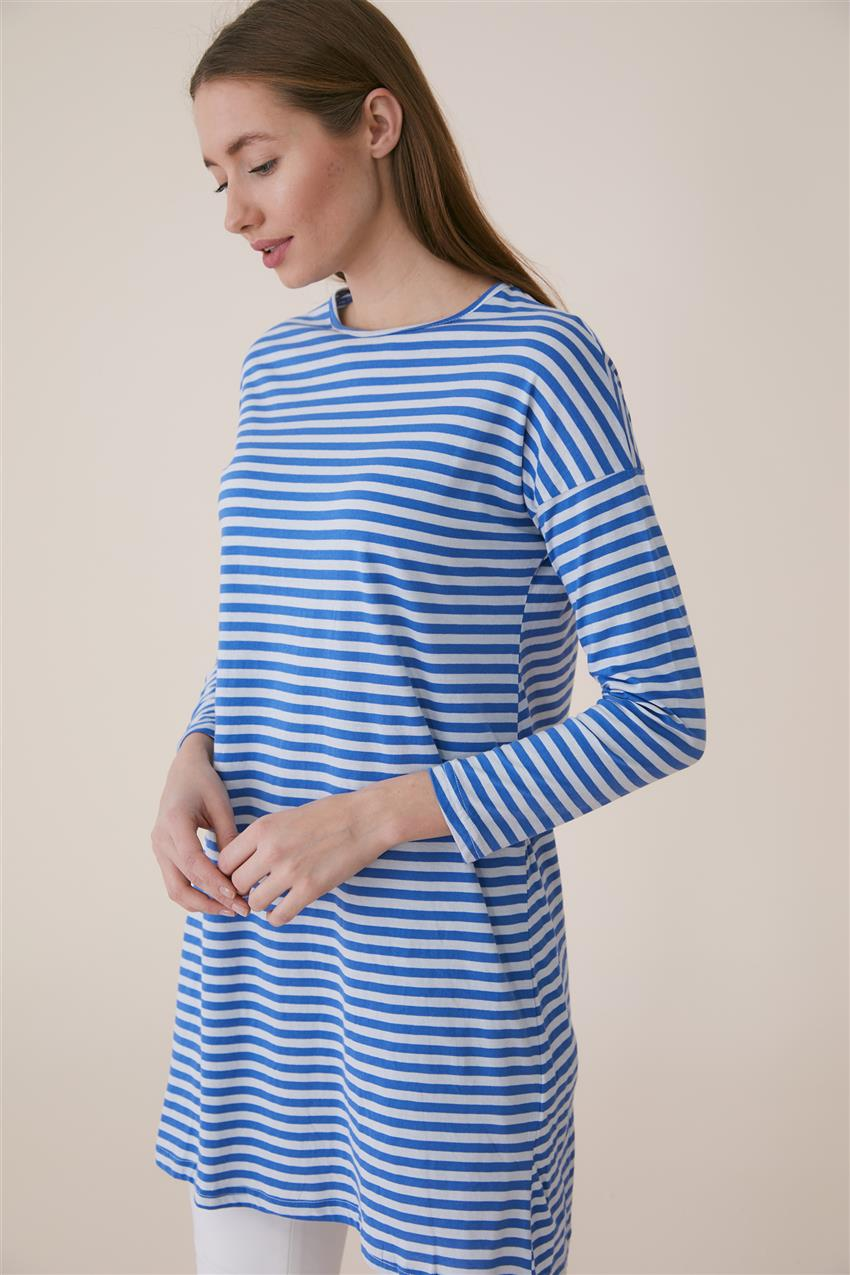 Tunic-Blue TK5077-70 - 9