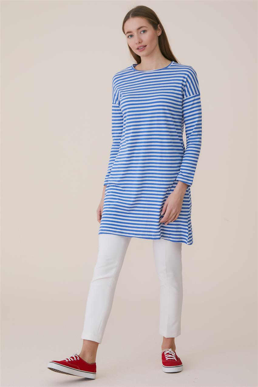 Tunic-Blue TK5077-70 - 7