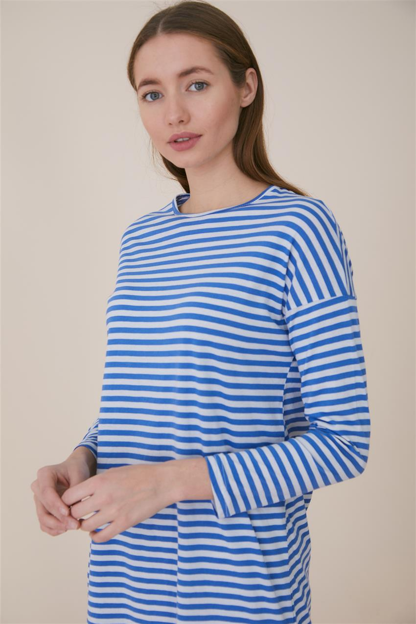 Tunic-Blue TK5077-70 - 10