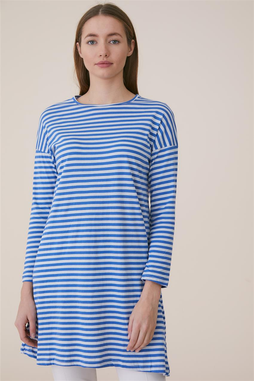 Tunic-Blue TK5077-70 - 8