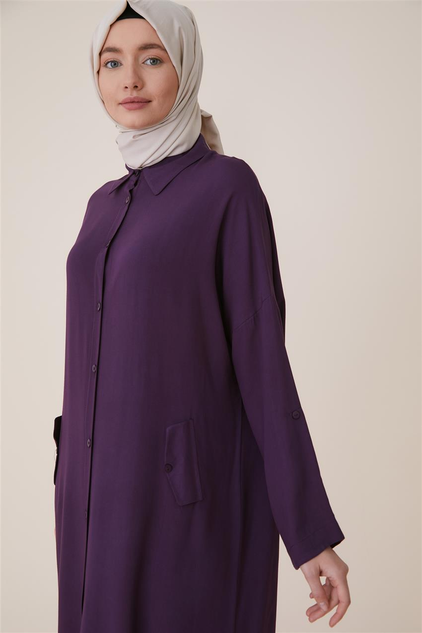 Tunic-Purple 2492-45 - 10