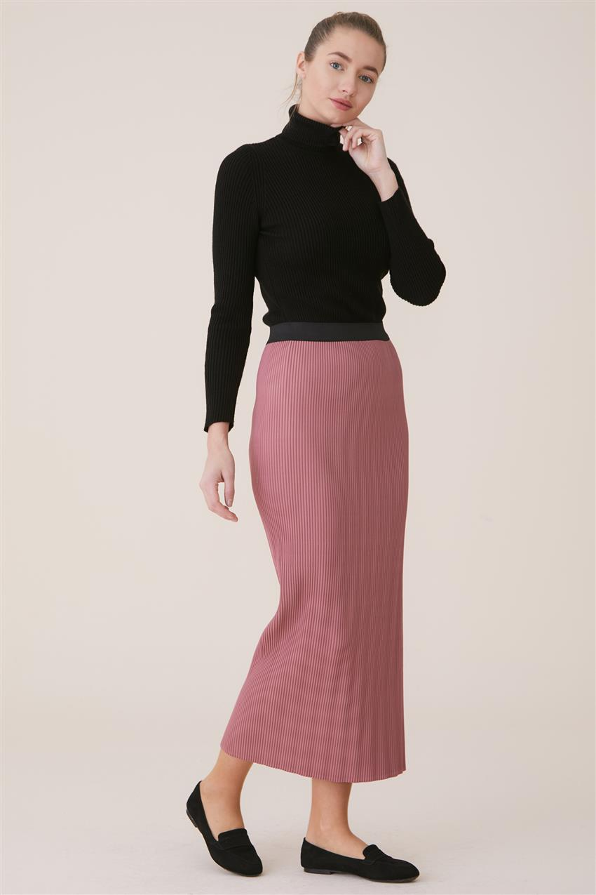 Skirt-Dried rose 2629-53 - 8