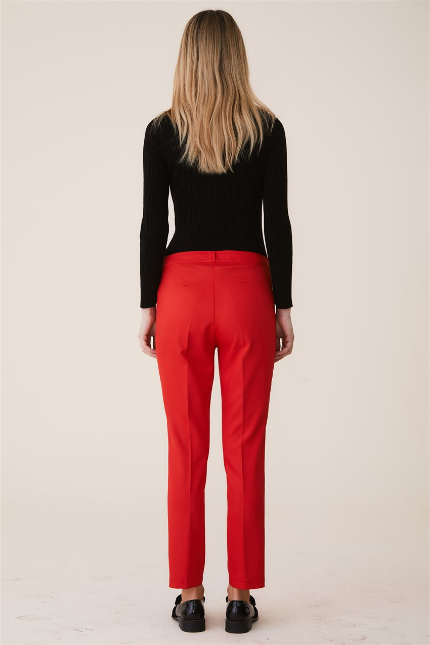 Belli Pants-Red 9YB2749-34 - 12