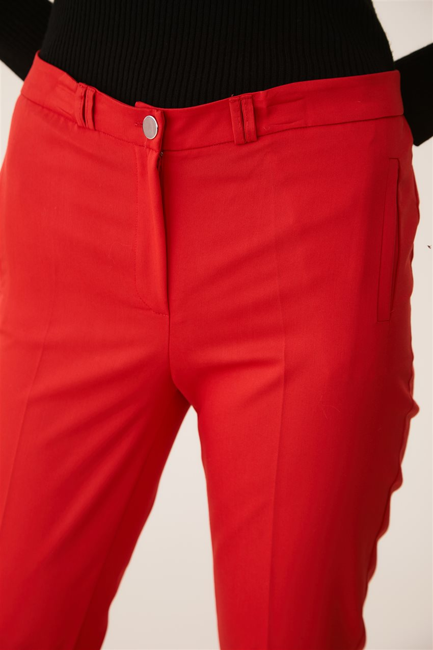 Belli Pants-Red 9YB2749-34 - 8