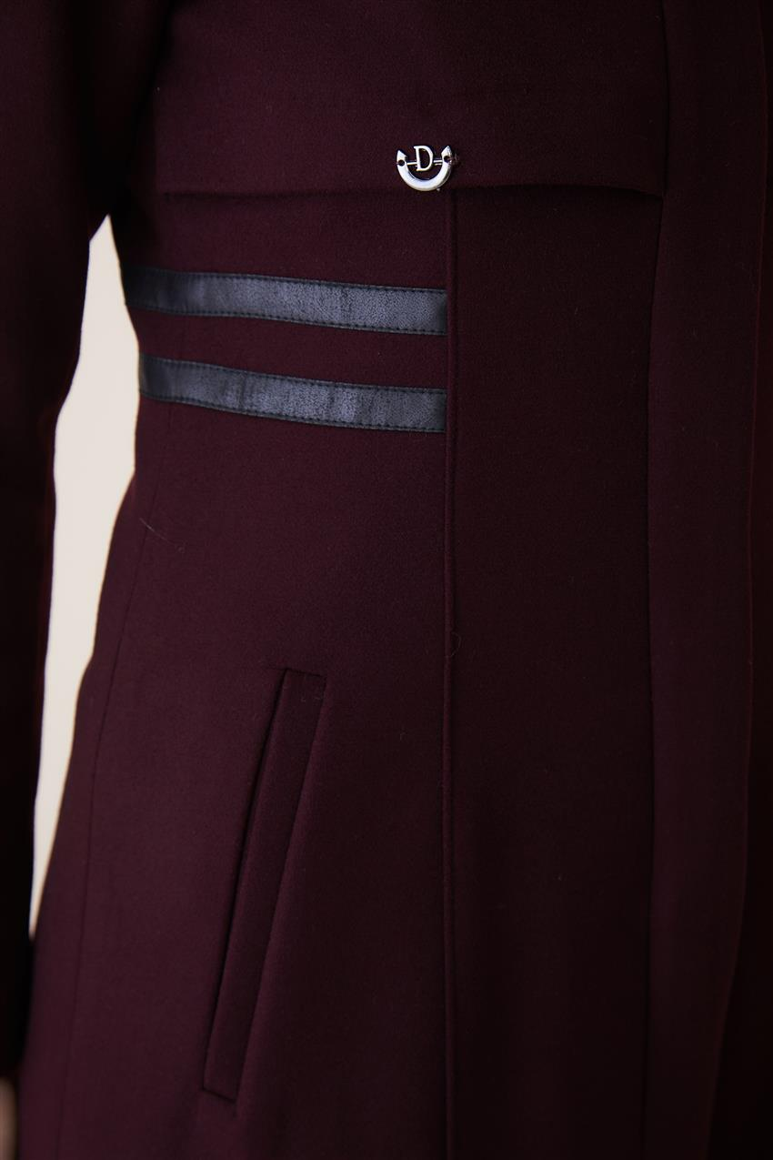 Outerwear-Claret Red DO-A9-58012-26 - 11