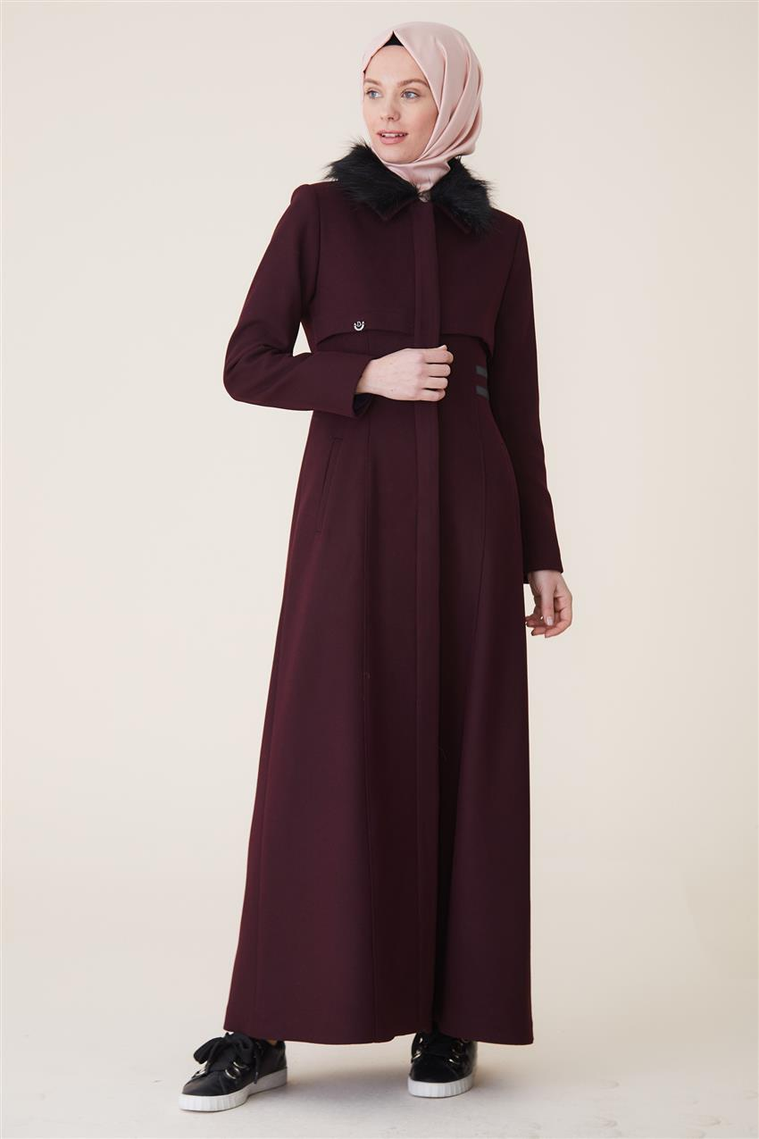 Outerwear-Claret Red DO-A9-58012-26 - 8