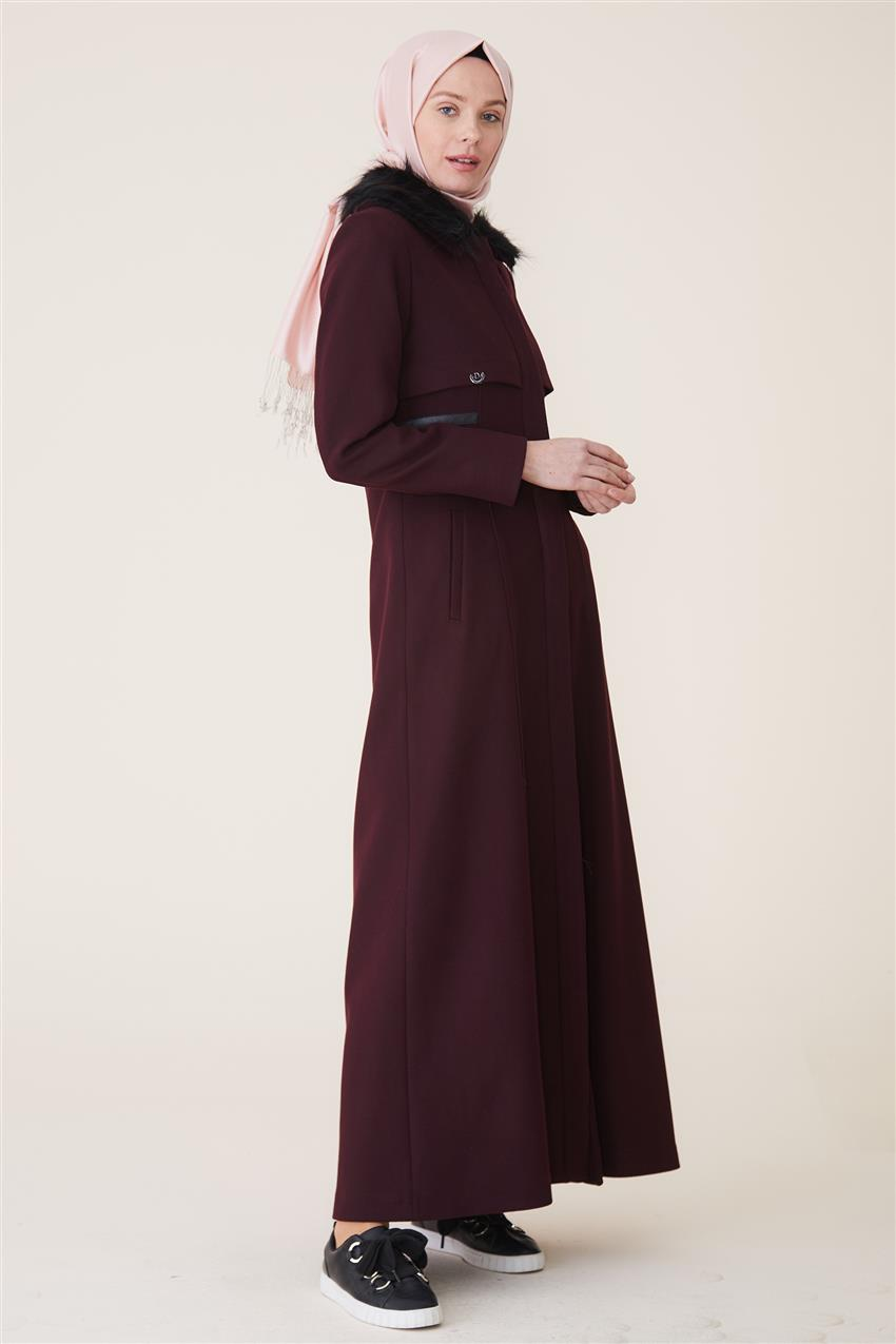 Outerwear-Claret Red DO-A9-58012-26 - 7