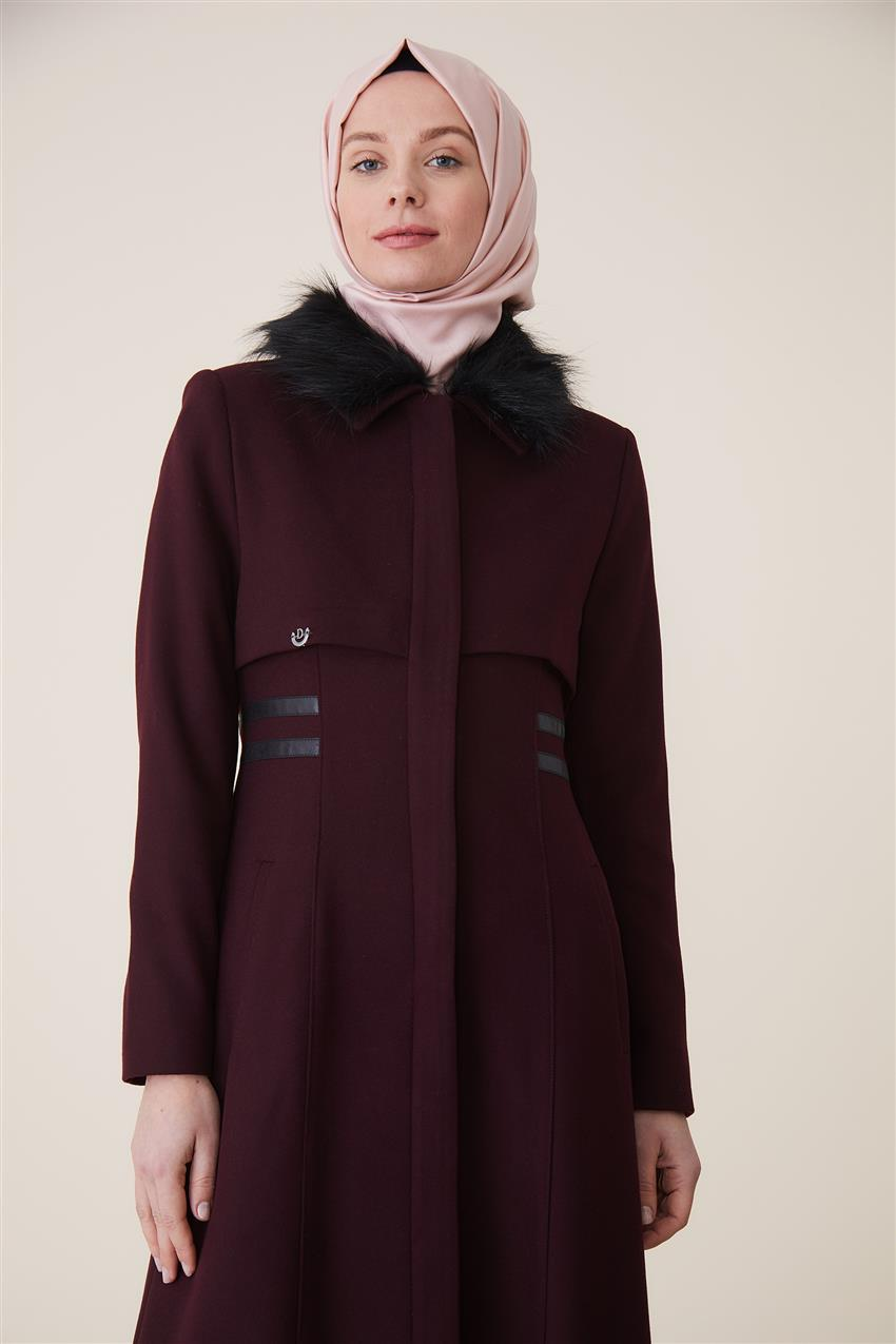 Outerwear-Claret Red DO-A9-58012-26 - 9