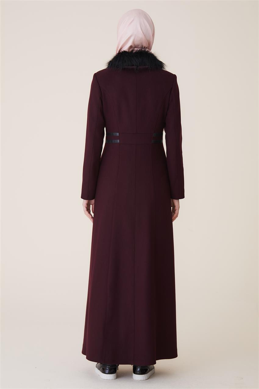 Outerwear-Claret Red DO-A9-58012-26 - 12