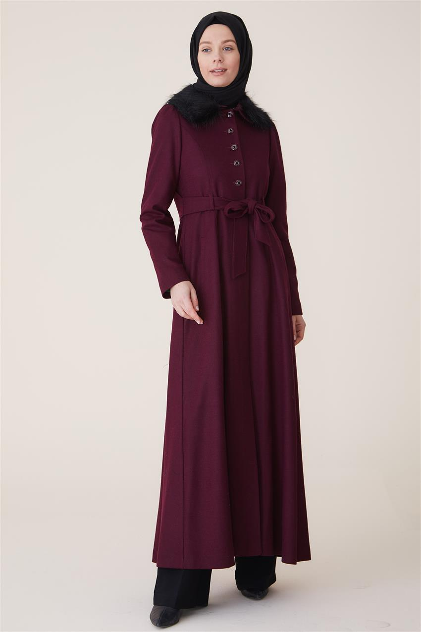 Outerwear-Claret Red DO-A9-58045-26 - 8
