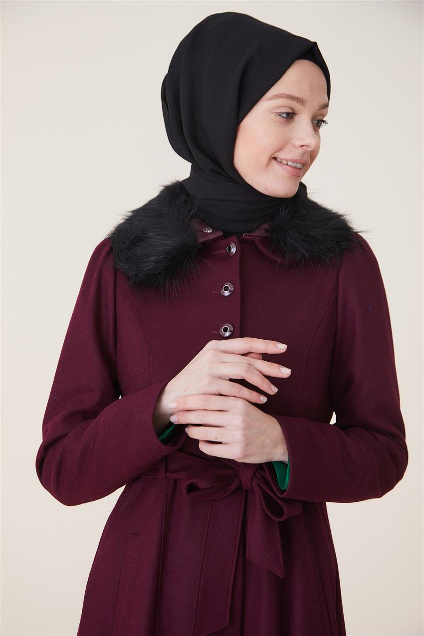 Outerwear-Claret Red DO-A9-58045-26 - 9