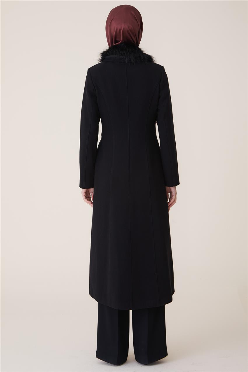 Coat-Black DO-A9-57027-12 - 12