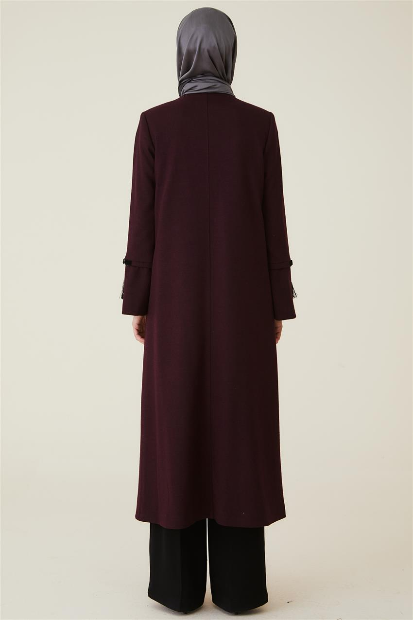 Coat-Claret Red DO-A9-57010-26 - 12