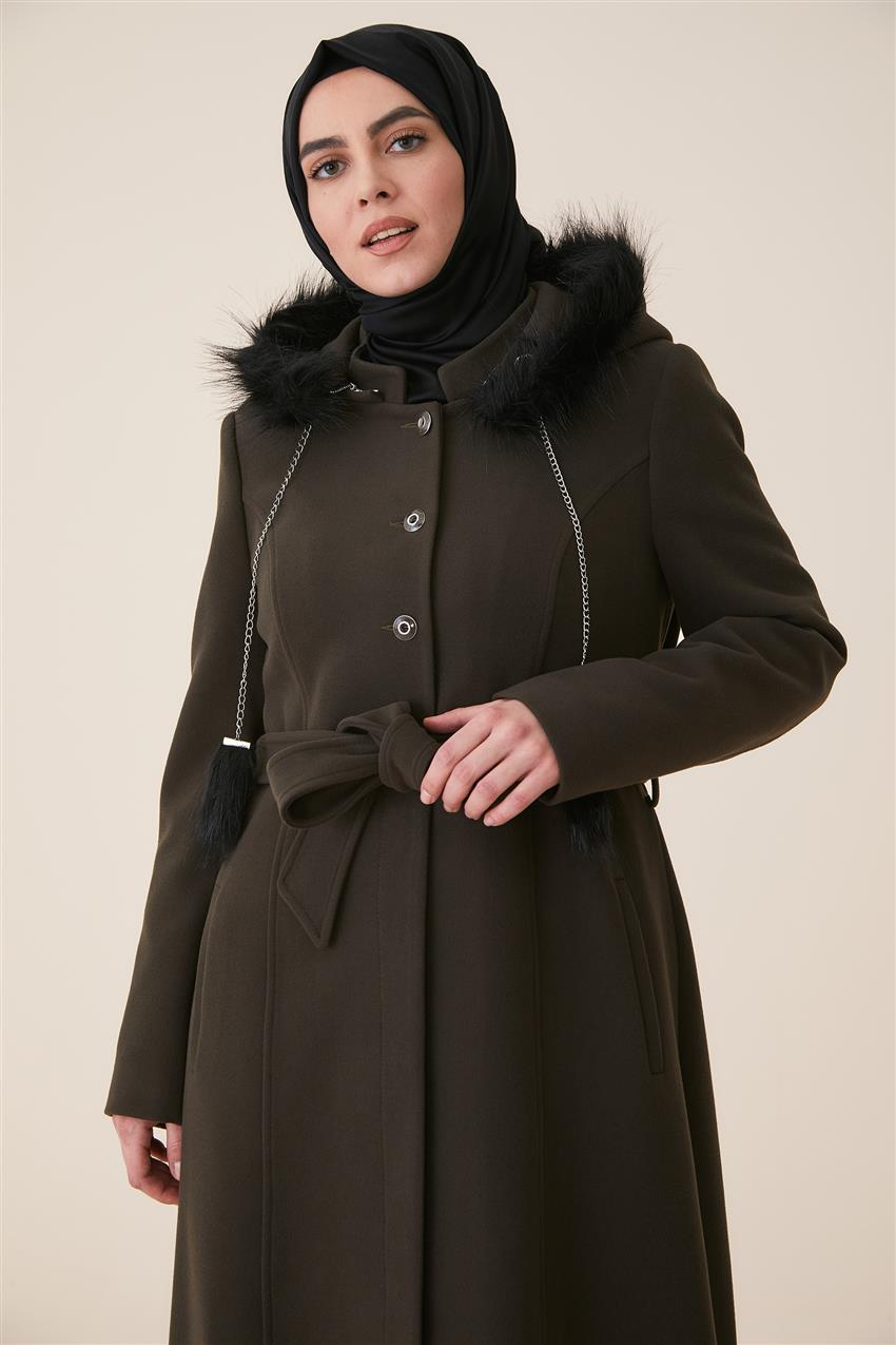 Coat-Khaki DO-A9-57028-21 - 10