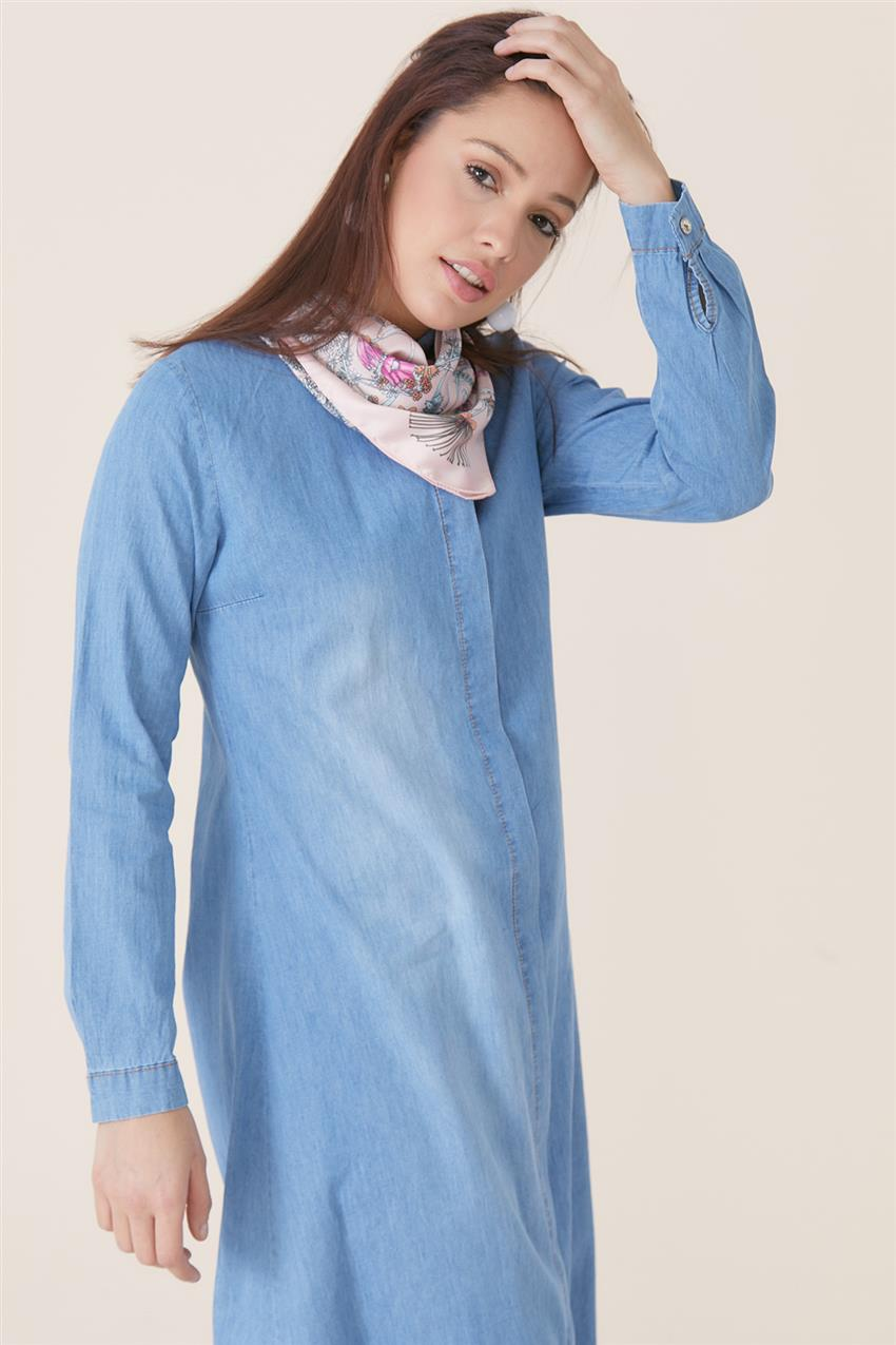 Tunic-Light Blue UA-0S1038-15 - 10