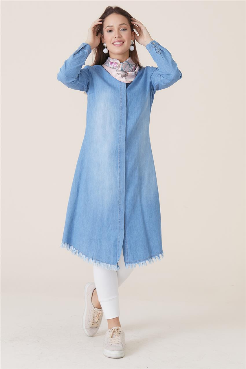 Tunic-Light Blue UA-0S1038-15 - 8