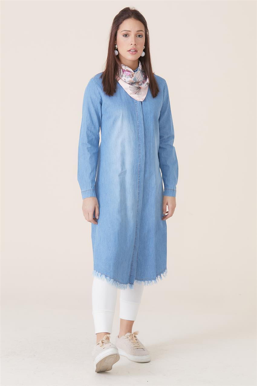 Tunic-Light Blue UA-0S1038-15 - 9