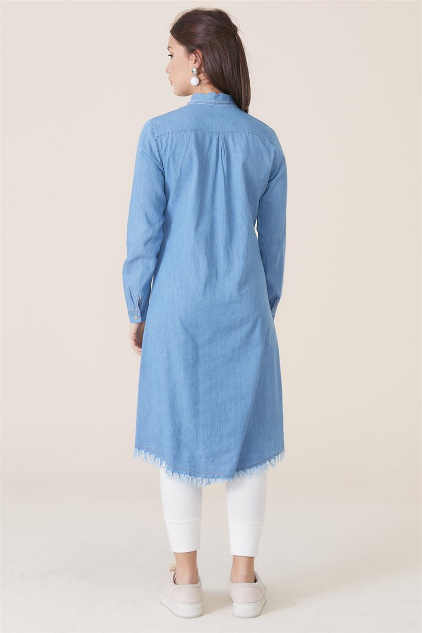 Tunic-Light Blue UA-0S1038-15 - 14