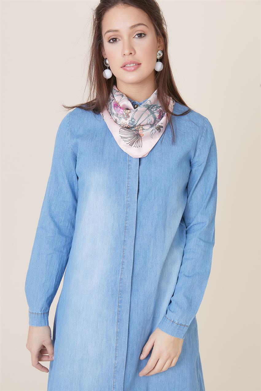Tunic-Light Blue UA-0S1038-15 - 11