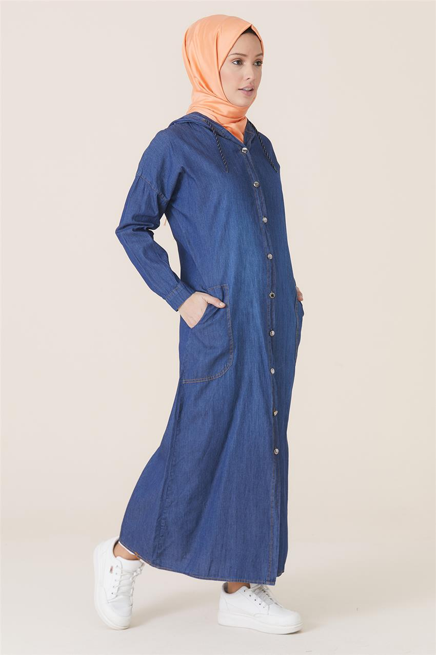 Tunic-Dark Blue UA-0S1029-16 - 7