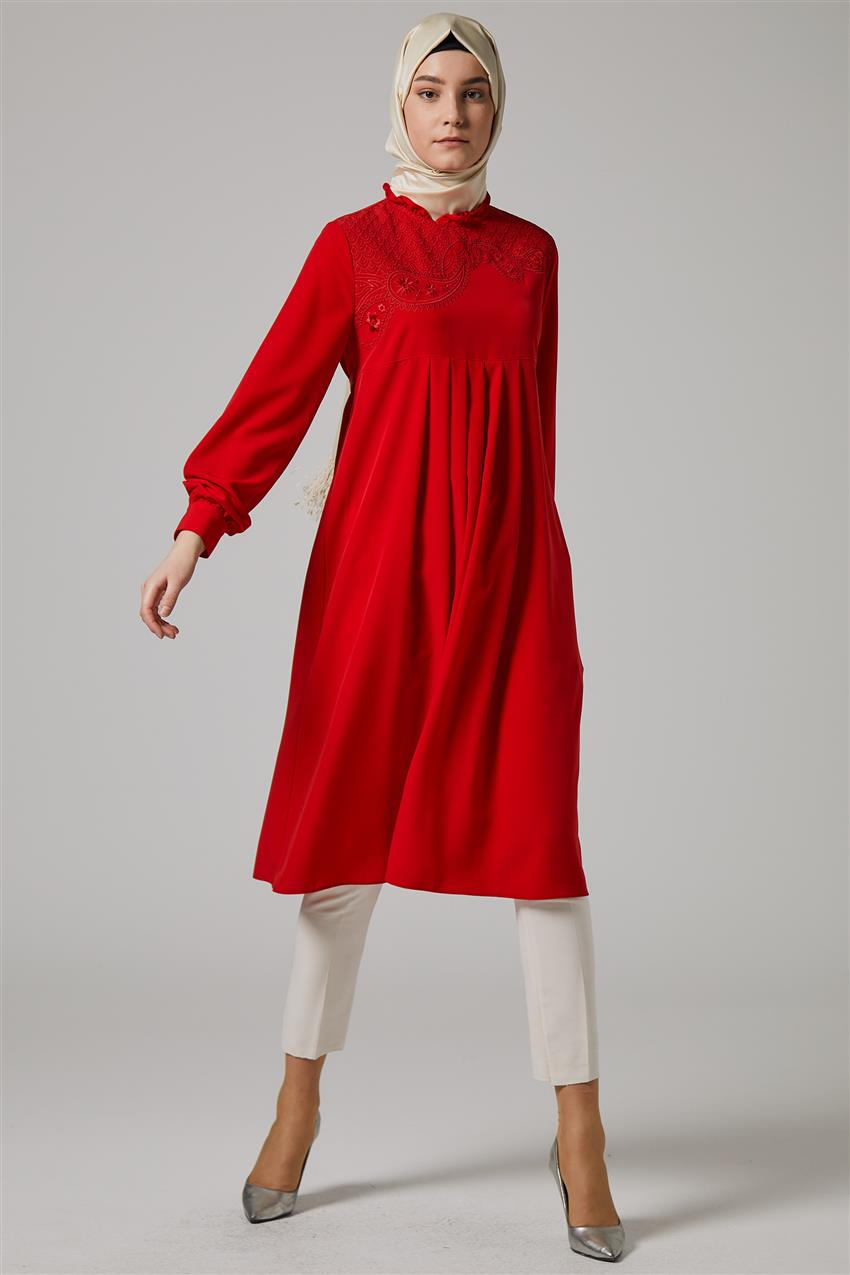 Tunic-Red DO-B9-61137-19 - 14