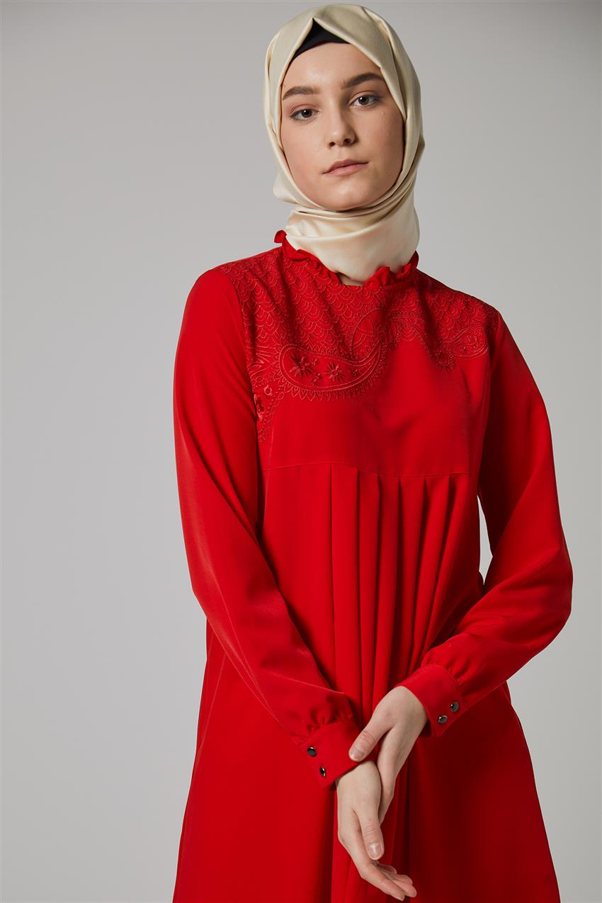 Tunic-Red DO-B9-61137-19 - 18