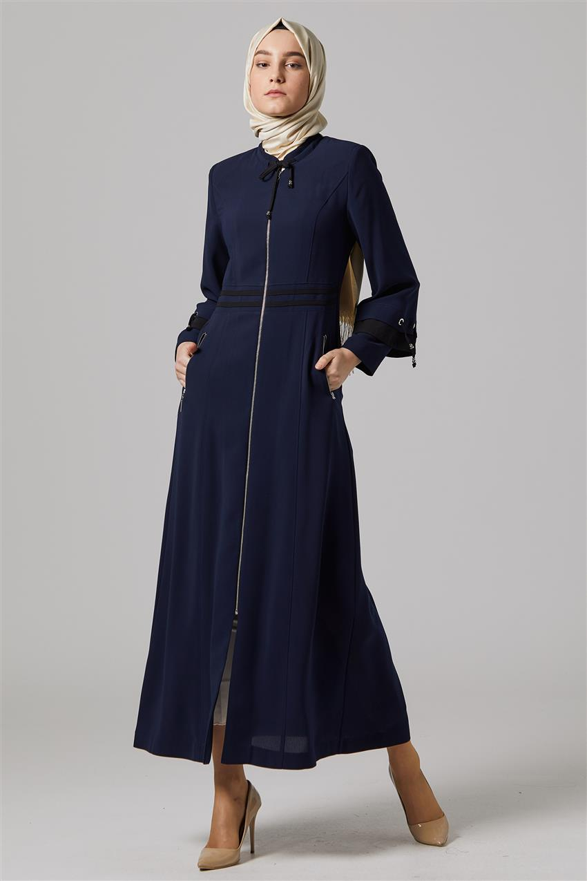 Topcoat-Navy Blue DO-B9-55118-11 - 8