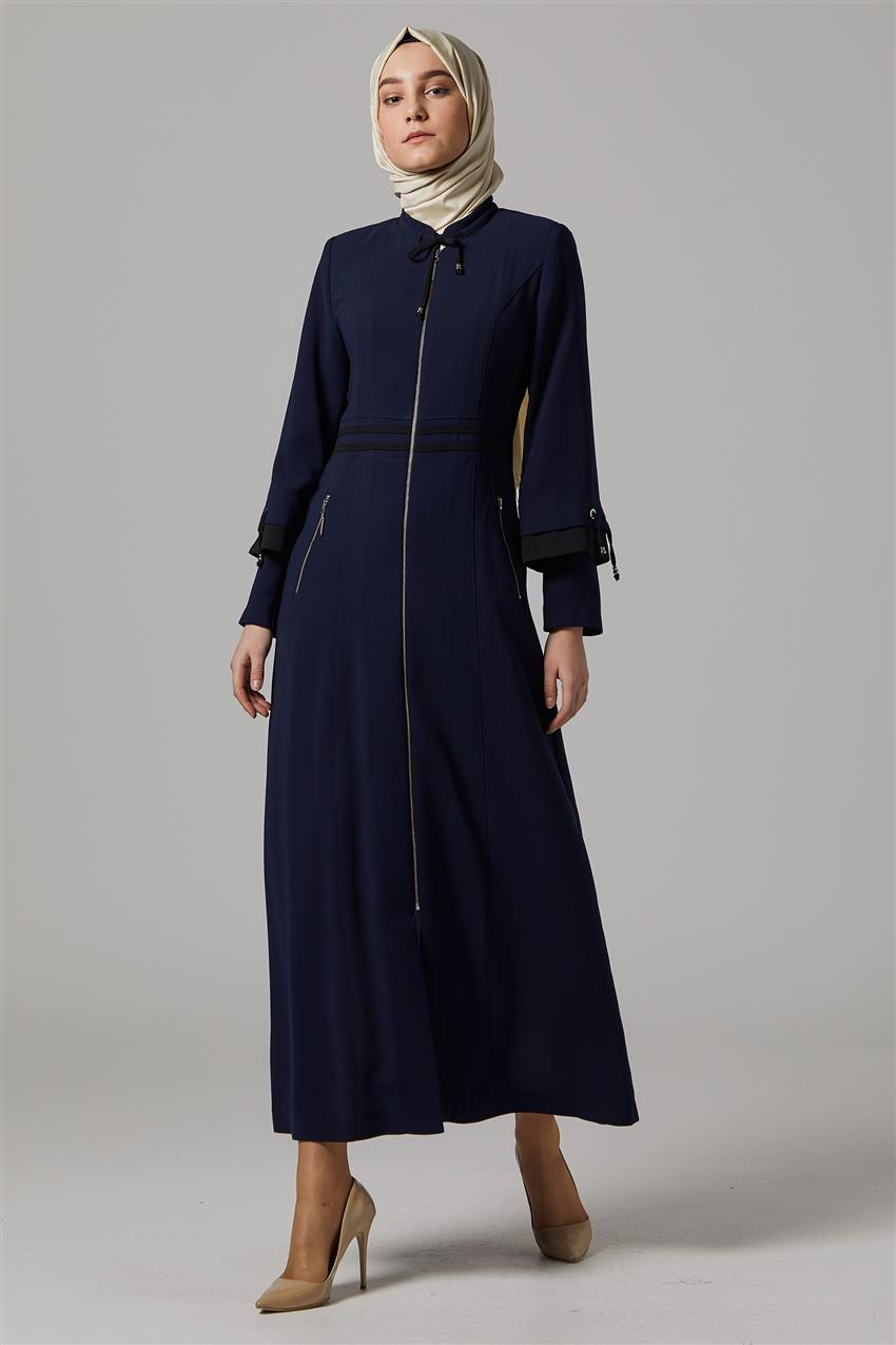 Topcoat-Navy Blue DO-B9-55118-11 - 7