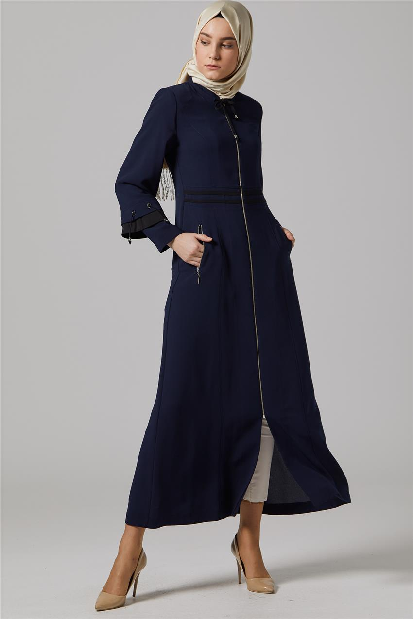 Topcoat-Navy Blue DO-B9-55118-11 - 9