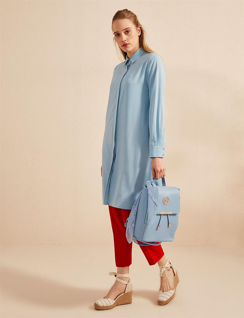 Tunic Blue SZ 21506 - 7