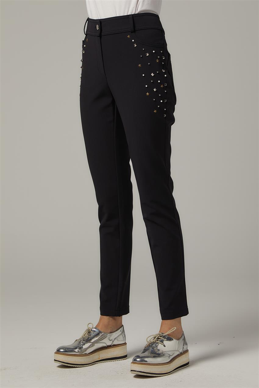 Pants - Black KY-B-A20-79506-12 - 11