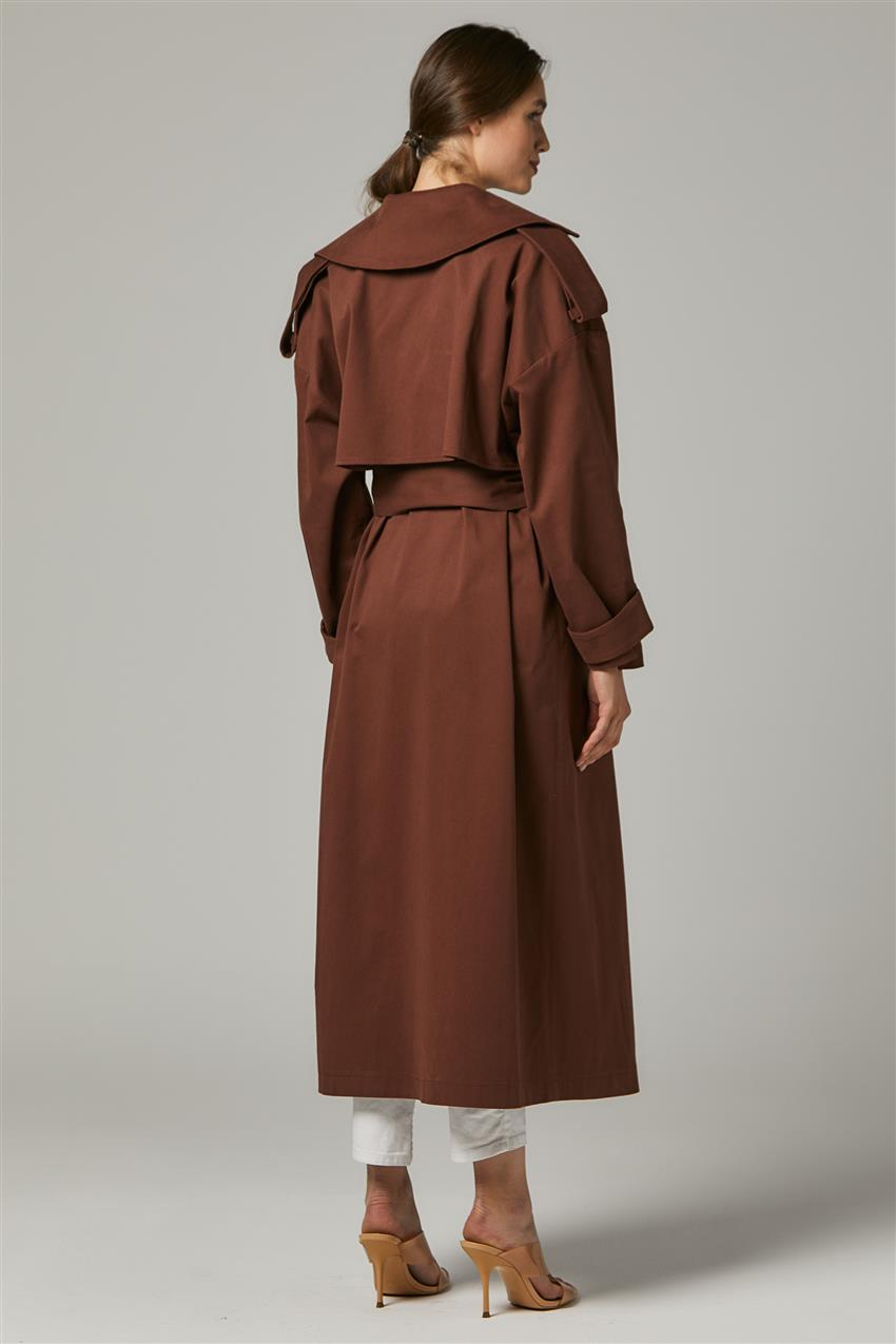 Trenchcoat-Brown 45-68 - 14