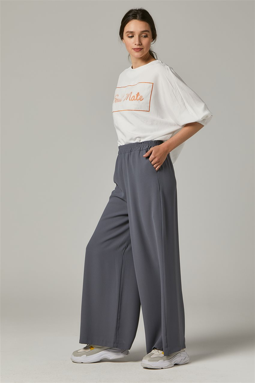 Pants-Gray MS752-07 - 8