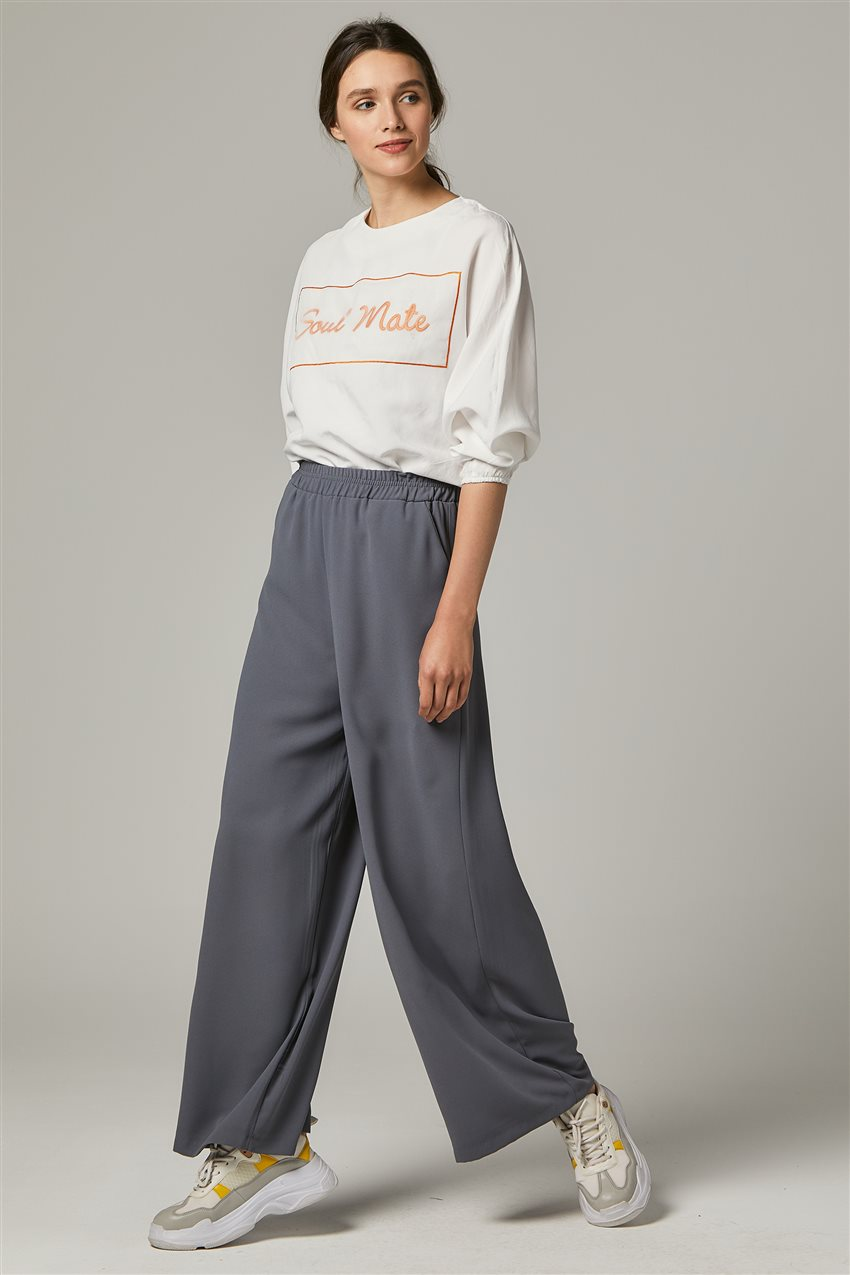 Pants-Gray MS752-07 - 9