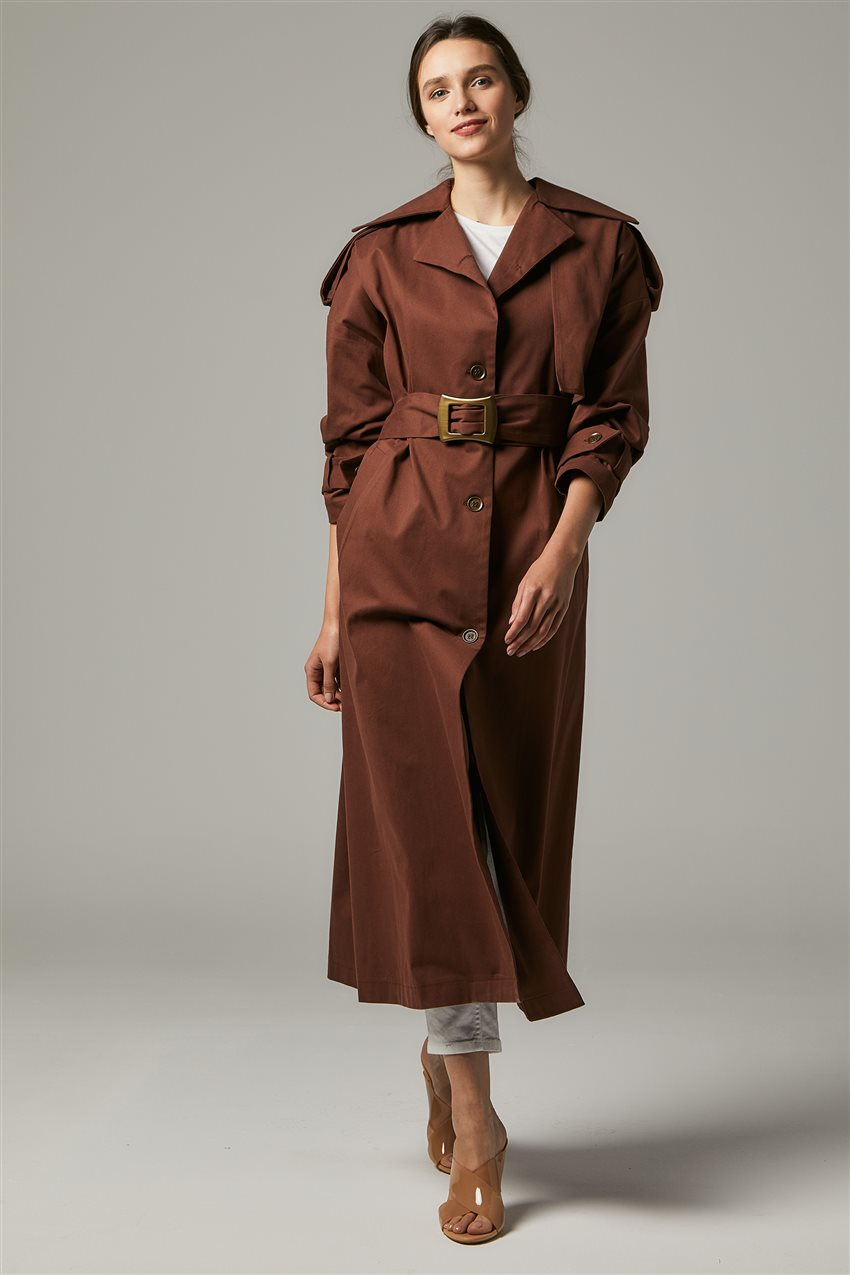 Trenchcoat-Brown 45-68 - 10