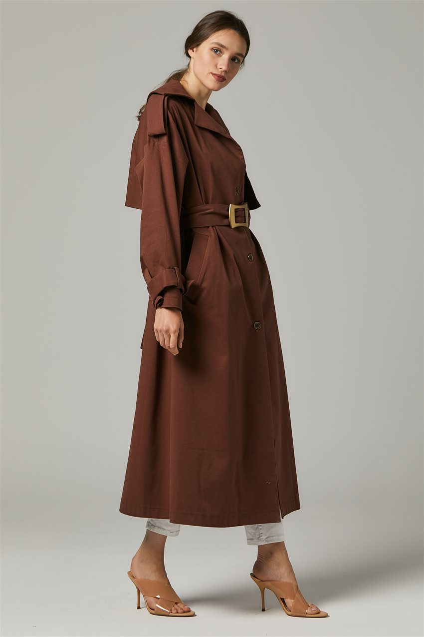 Trenchcoat-Brown 45-68 - 9