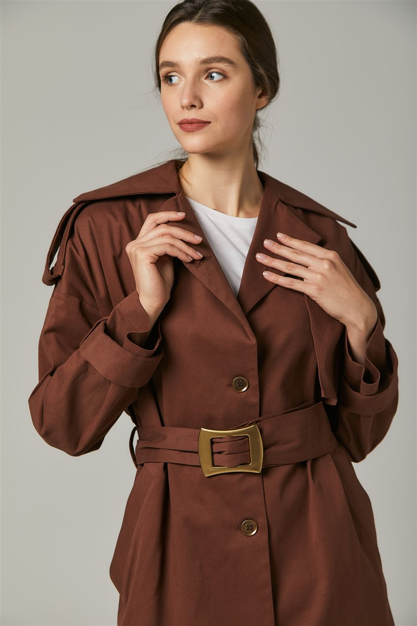Trenchcoat-Brown 45-68 - 11