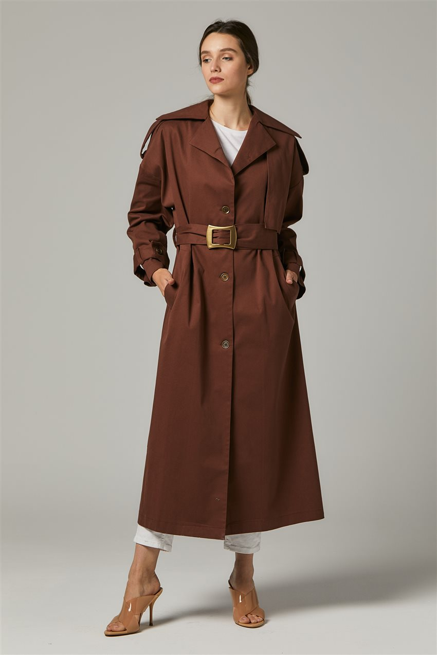 Trenchcoat-Brown 45-68 - 8