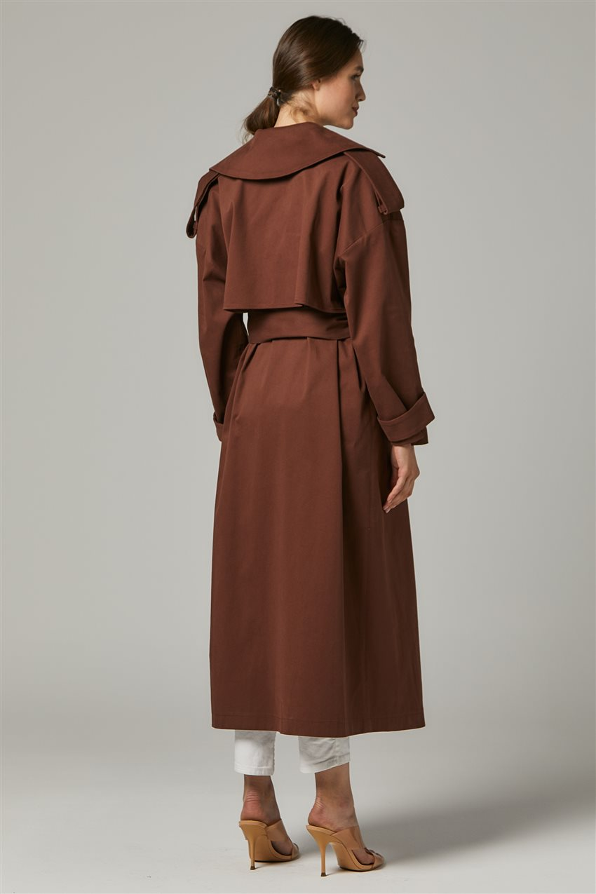 Trenchcoat-Brown 45-68 - 12