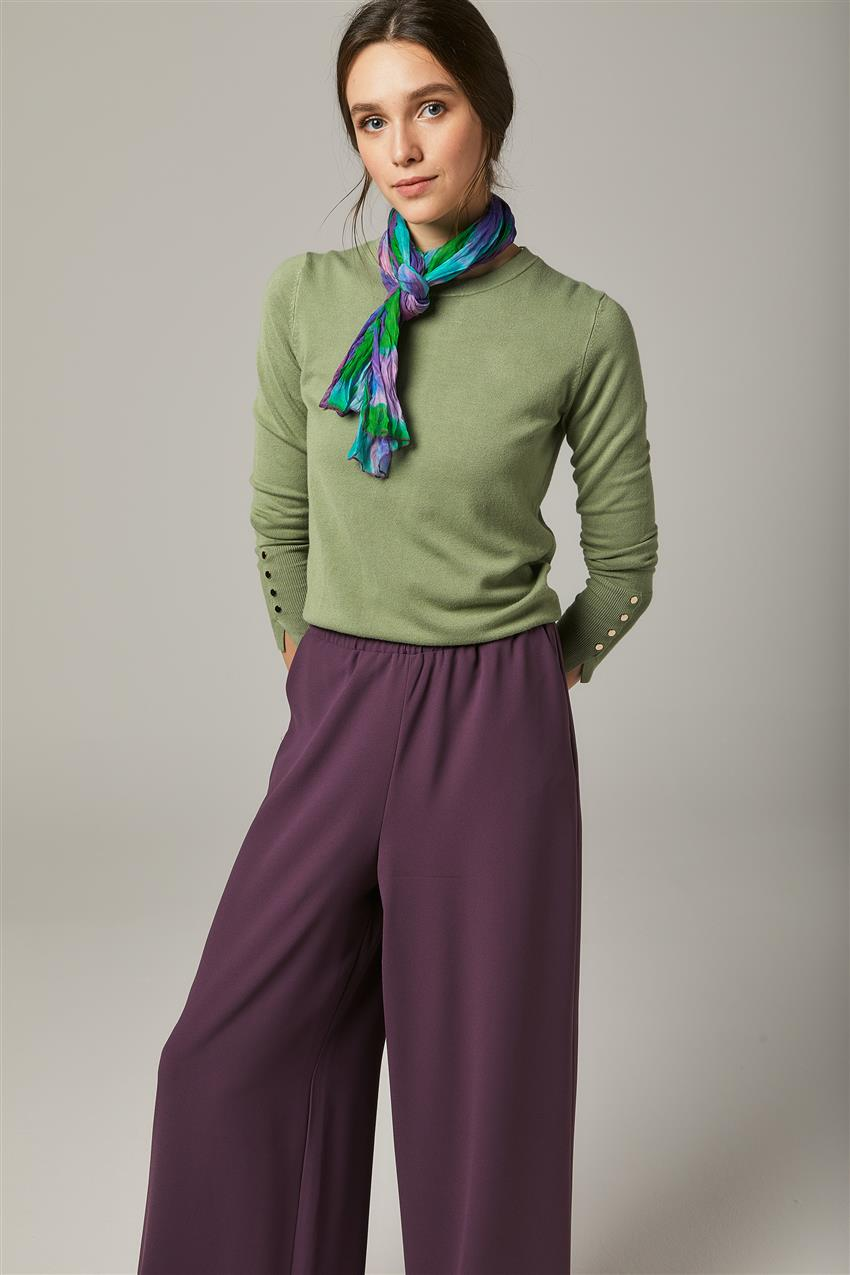 Pants-Plum MS752-29 - 18