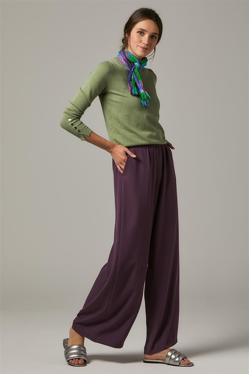Pants-Plum MS752-29 - 15